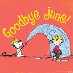 Goodbye June! Next up, July!