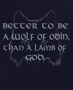 Community about Norse Mythology, Asatrú and Vikings. Citations Viking, True Words, Saint Empire Romain, Be Wolf, Viking Quotes, Viking Sayings, Pagan Quotes, Norse Pagan, Norse Symbols