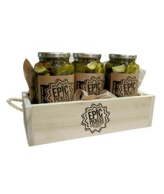Be Amazed With These Five Recipes Using Dill Pickle Vodka Vodka Potato, Vodka Mixes, Vinegar Cucumbers, Garlic Infused Olive Oil, Pickle Vodka, Bloody Mary Bar, Sandwich Shops, Gourmet Gifts, Edible Gifts