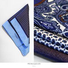 Våre lommetørkler fra Viero Milano i 100% silke og bomull. #menswear_no #menswear #mensfashion#dress #oslo #bogstadveien#hegdehaugsveien #lysaker #tjuvholmen#hankie #pocketsquare #silk #style #como#viero #vieromilano #style  photo: @katyadonic
