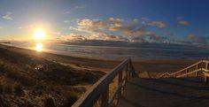 Sun set #scheveningen #pier Foto van Daphne Mierop