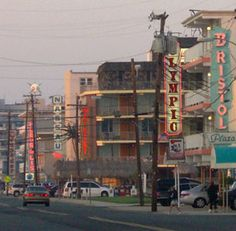"Out in California, they call it ""Googie"" or ""Populuxe."" On the east coast (specifically the Wildwoods of NJ) they call it ""Doo Wop."""