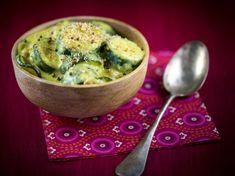 Avec les lectrices reporter de Femme Actuelle, découvrez les recettes de cuisine des internautes : Curry de courgettes