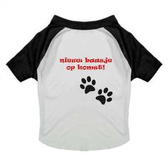 hondenshirt > zo kondigt je hond de komst van de baby aan