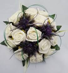Image result for 2 tier thistle wedding cake