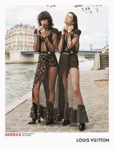 Louis Vuitton SS17 campaign Bruce Weber