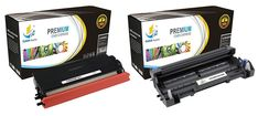 A quick replacement for your TN580 Toner Cartridge and DR520 Drum Unit only at Catch Supplies for premium and high quality products! Order Now!