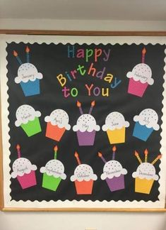 31 Ideas Birthday Board Ideas For Work Preschool Bulletin Preschool Birthday Board, Birthday Chart Classroom, Birthday Bulletin Boards, Birthday Charts, Birthday Wall, Preschool Bulletin Boards, Classroom Birthday Displays, Class Birthday Display, Class Bulletin Boards