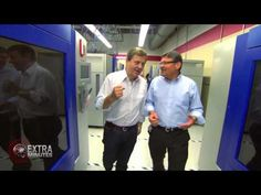 3D Printing Factory of the Future? | 3D PRINTING BUSINESS INCUBATOR