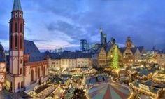 #Francoforte, pacchetto #soggiorno per il #mercatodiNatale - #viaggiologi www.viaggiologia.it