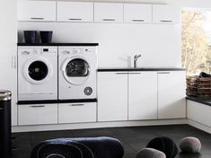 Some good tips for renovating the laundry room? – The parent portal – Laura Vogel Some good tips for renovating the laundry room? – The parent portal Some good tips for renovating the laundry room? – The parent portal – Laundry Closet, Small Laundry, Laundry In Bathroom, Laundry Area, Laundry Rooms, Bathroom Storage Shelves, Laundry Room Storage, Laundry Decor, Laundry Room Design