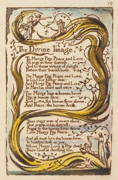 The Divine Image, William Blake