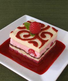 Arabesque Patterned Sponge Cake Shapes | CraftyBaking | Formerly Baking911