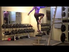 What Can You Do with a Bench Bodyweight Workout