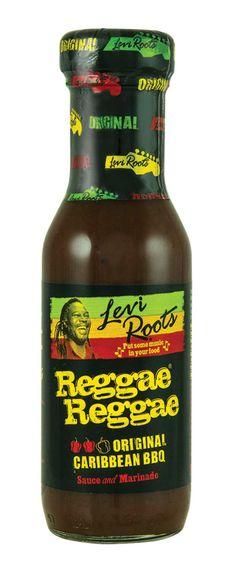 Reggae Reggae sauce redesign. #packaging