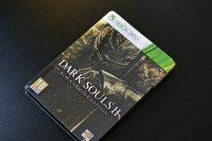 [Unboxing] Dark Souls 2 Black Armour Edition