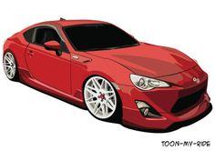 Toyota 86!