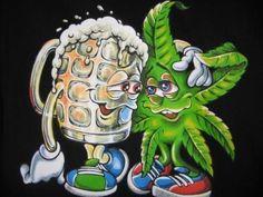 ¿Qué sucede en nuestro cuerpo cuando consumimos alcohol junto a marihuana? - Medciencia