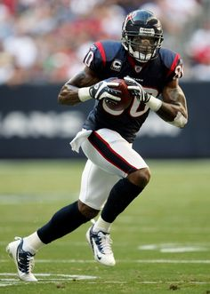 Andre Johnson: Fantasy Football.  Go Team Heisenberg :)