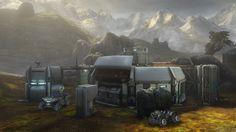 Halo 4 Castle Map Pack: Daybreak