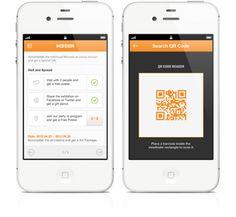 daelim museum mobile app by jason h. jeon, via behance