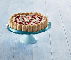 Lučinový nepečený cheesecake