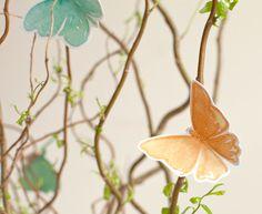 Farfalle Carta Decorazioni