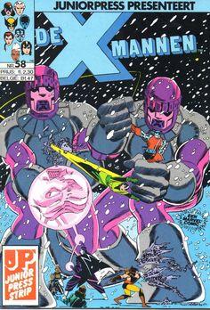 X-Mannen #58
