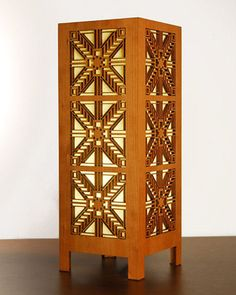 Frank Lloyd Wright Robie Sconce Lightbox Accent Lamp