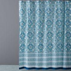 Sky Zophia Shower Curtain - 100% Exclusive | Bloomingdale's