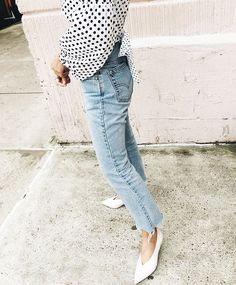 The Summer Outfit Every NYC Girl Is Wearing via @WhoWhatWearUK