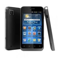 ZTE V889D 4.0 Inch Tegra3 Smart Phone Android 2.3 4GB ROM GPS 3G WiFi - Android Phones
