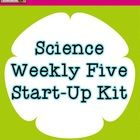 I'm so excited to offer this start-up kit for Science Weekly Five stations.  Please visit The Science Penguin for more information on Science Weekl...