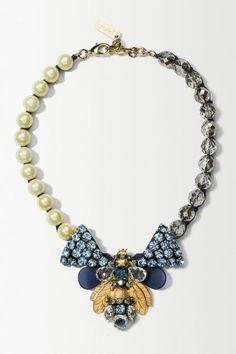 Shimmer Bee Halskette - anthropologie.eu
