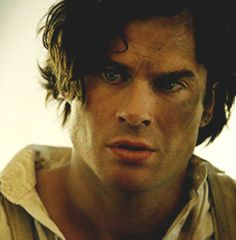 #TVD The Vampire Diaries Damon Salvatore(Ian Somerhalder)