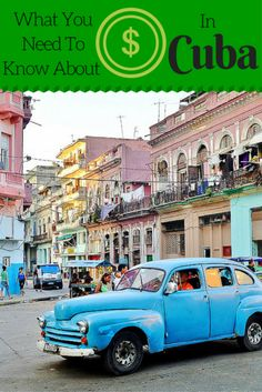 In Cuba, cash is king. American credit cards will not work until the embargo is lifted. Here's what you need to know about money in Cuba.