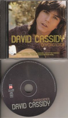 David Cassidy Daydreamer U.K. Import Delta Music CD OOP FREE SHIPPING 2005 https://qdiz.com/?p=3339