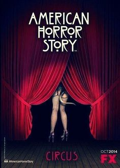 """Here's to hoping the """"American Horror Story: Circus (or Carnival)"""" rumors are true!"""