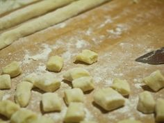 Gnocchi, Food And Drink, Bread, Cooking, Dios, Kitchen, Brot, Baking, Breads