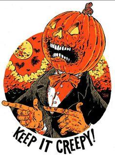 Keep It Creepy #Halloween