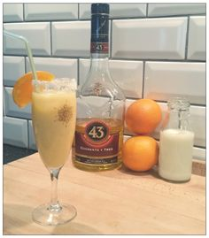 Wild King - Maak of bestel deze lekkere cocktail voor Koningsnacht of op Koningsdag. Made by Mijntje. ^_~ #Licor43 #blogger #amsterdam #kingsday #koningsdag #koningsnacht #drinks #sweet #yum