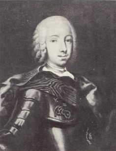 Peter III of Russia by anonymous (18 c., Odessa)