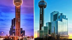 Reunion Tower Tourism, Dallas - Next Trip Tourism