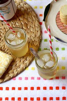 honey chamomile soda by joy the baker