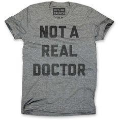 Doctor Tee Men's