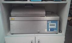 Maquina ria de laboratorio seminueva en muy buenas condiciones y con muy poco uso.