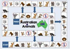 Australian Animals Nachdem mein Umzug so wunderbar geklappt hat, kann ich mich nun langsam wieder Alltagsdingen und auch Blog und Co. widm...