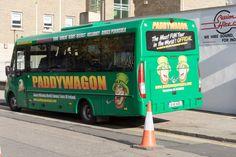 Paddywagon -  #infomatique
