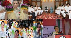 કોંગ્રેસ અધ્યક્ષા Sonia Gandhi નો આજે ૬૯ મો જન્મદિવસ, PM મોદીએ આપી શુભેચ્છા