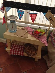 always available message if this ones sold :) role Play Kitchen , cafe Outdoor childminder nursery parents eyfs ofsted garden